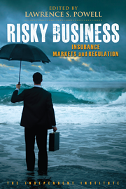 """RISKY BUSINESS...is must reading for anyone interested in the economics and politics of government regulation.""--William F. Shughart II, J. Fish Smith Professor in Public Choice, Utah State University"