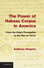 """Anthony Gregory reduces 400 years of Anglo-American legal and political history to a readable, thorough, compelling study of this natural and constitutional right. This book is so well researched and written that it will soon become the bible on all things habeas corpus for generations."" --Hon. Andrew P. Napolitano, Senior Judicial Analyst, Fox News Channel"