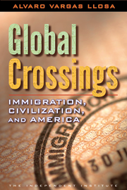 """GLOBAL CROSSINGS is an essential and highly readable, even riveting, tour de force.""--Richard K. Vedder, Distinguished Professor of Economics, Ohio University"