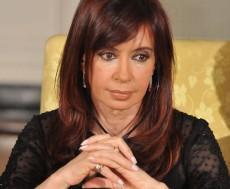 Cristina Kirchner, President of Argentina