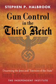 "Stephen Halbrook's excellent and deeply researched book, GUN CONTROL IN THE THIRD REICH, has revealed the anticipation of Nazi gun control techniques in Weimar attempts to control incipient civil war between Nazis and Communists.... History does indeed provide important lessons for contemporary debates and Halbrook's important research should inform our contemporary debate on gun control."" —Steven B. Bowman, Professor of Judaic Studies, University of Cincinnati; Miles Lerner Fellow, U.S. Holocaust Memorial Museum"