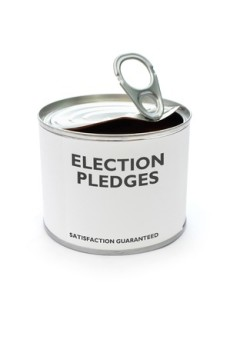 Election pledges