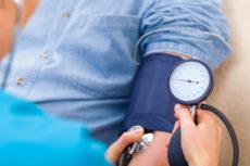 52956886 - close up photo of blood pressure measurement