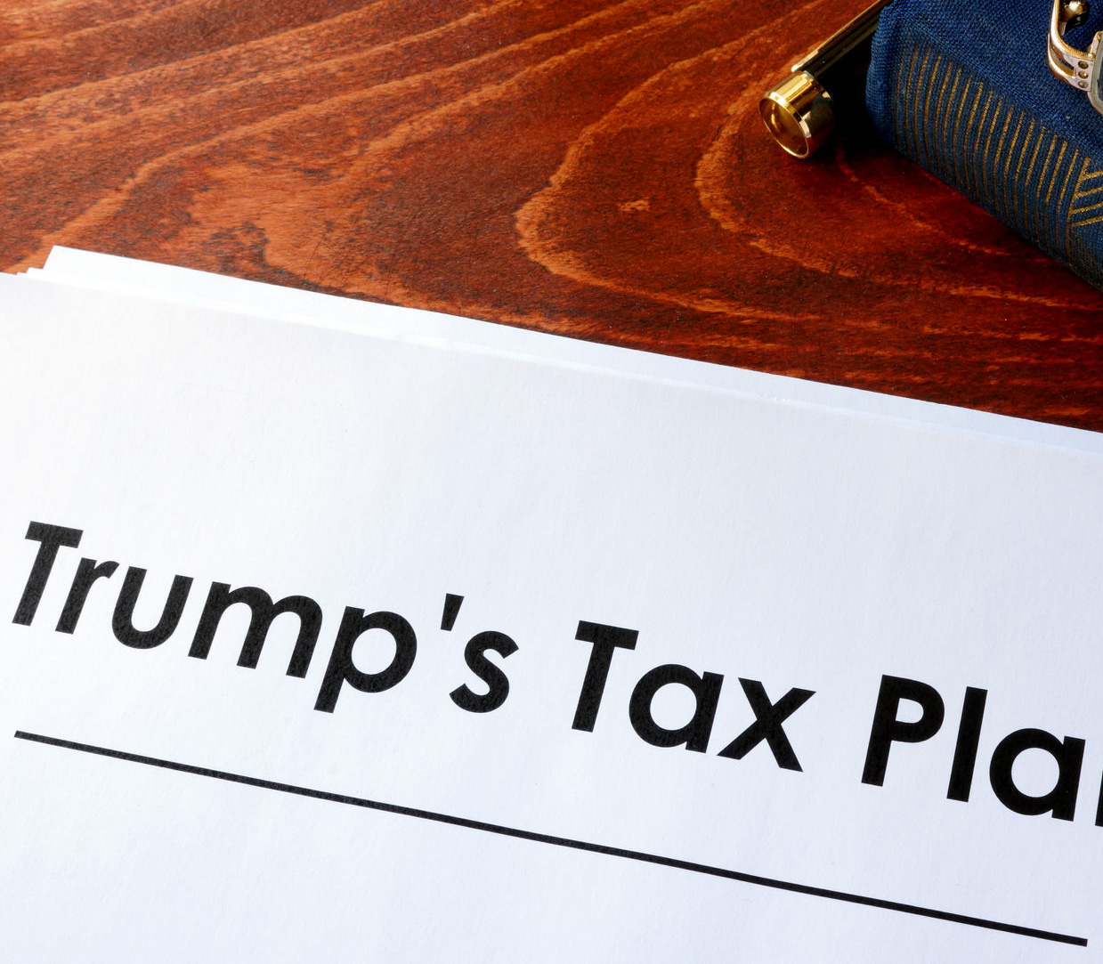 Trump's Tax Plan: A Move In The Right Direction