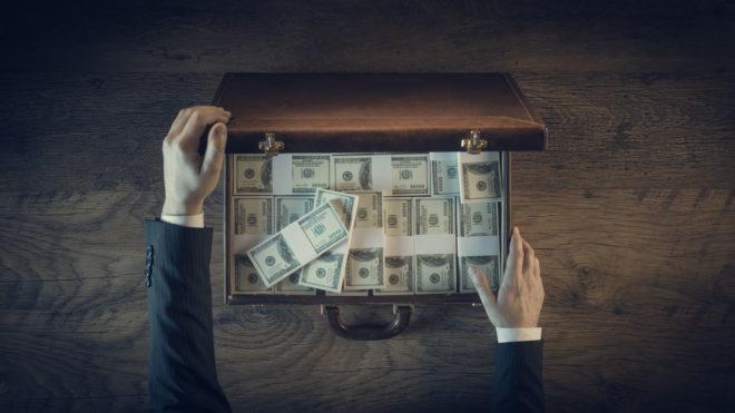 The Other Money Heist   Alvaro Vargas Llosa