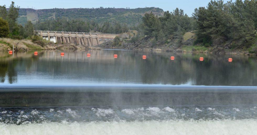 Oroville Dam Repair Costs Surge to $1 1 Billion   K  Lloyd